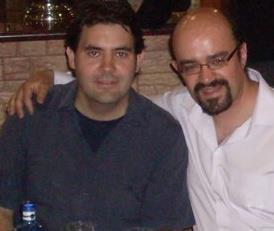 Con Jose Antonio Pamies