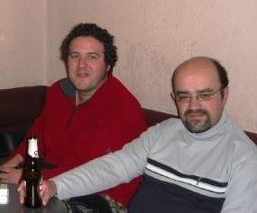 Con Juan de Dios Garcia